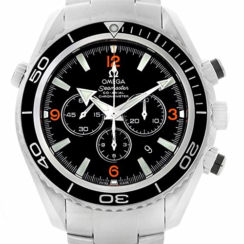 Omega Planet Ocean automatic-self-wind mens Watch 2210.51.00 (Certified Pre-owned)
