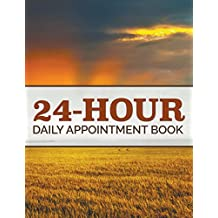 24-Hour Daily Appointment Book