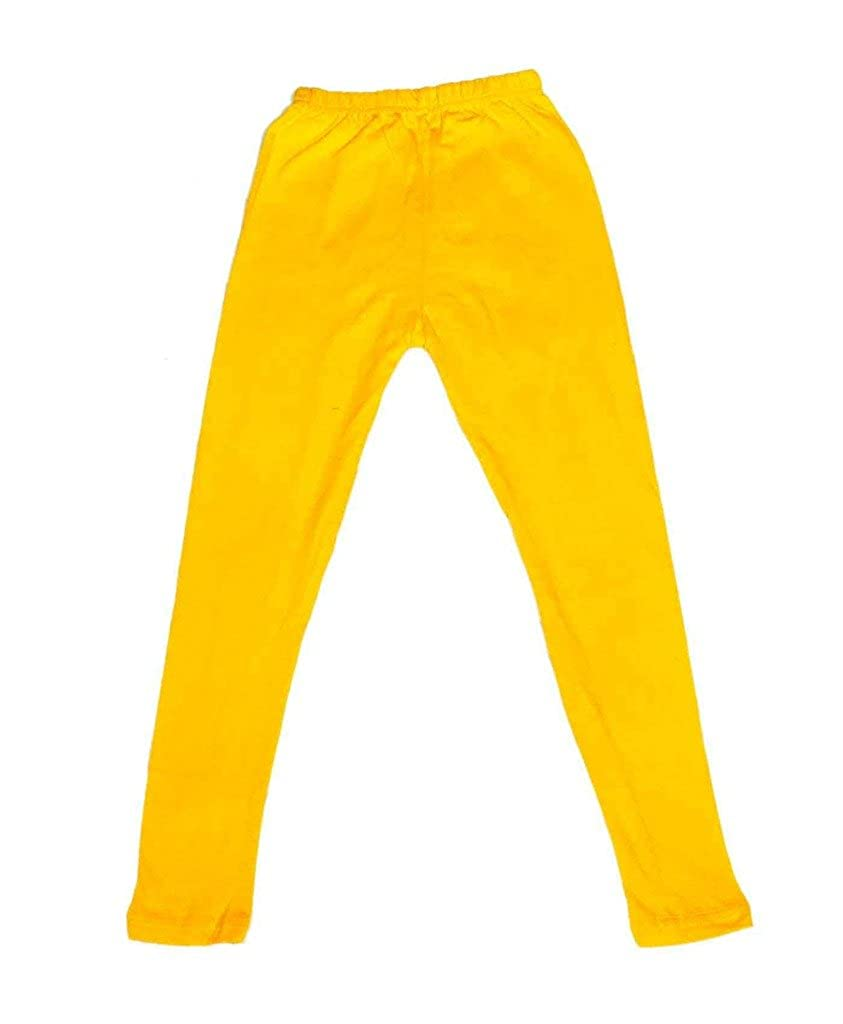 Indistar Boys Super Soft Ankle Length Cotton Lycra Leggings