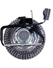 Electronic Radiator Cooling Fan Clutch Fit For 2003-2009 Dodge Ram 2500/3500 6.7L 5.9L 55056990AC