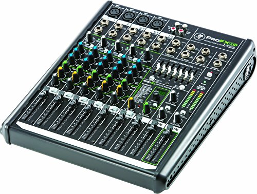Mackie PROFX8V2 8-Channel Compact Mixer with USB and Effects by Mackie (Image #3)