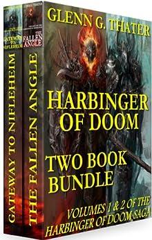 Harbinger of Doom (Two Book Bundle) by [Thater, Glenn G.]