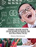 Third Grade Math, Greg Sherman, 1494721457