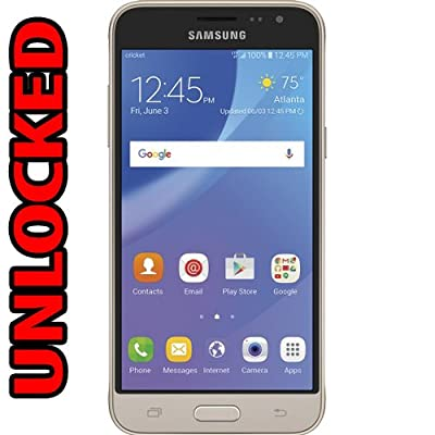"Samsung Galaxy Sol 4G LTE Unlocked 8GB Memory Cell Phone 5"" Quad Core SM-J321AZ"