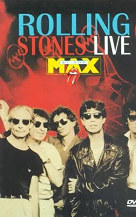The Rolling Stones: Live At The Max DVD by Mick Jagger ...