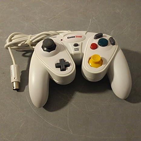 Play Spiel Mit Gamestop Turbo G3 Gamecube Und Wii Gamepad Game Controller Mit 6 5 Ft Kabel Weiss Amazon De Computer Zubehor