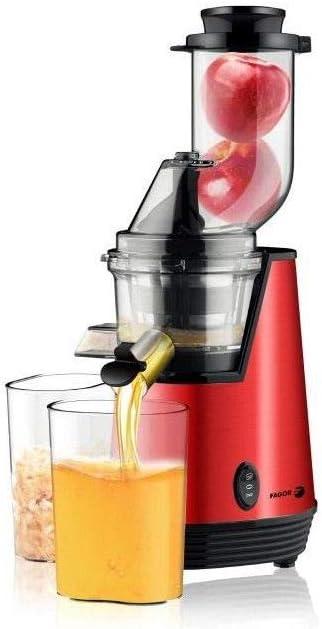 Fagor ZMAGCA453255000 - Extractor de zumo con boca ancha (acero ...