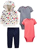 Simple Joys by Carter's Girls' 4-Piece