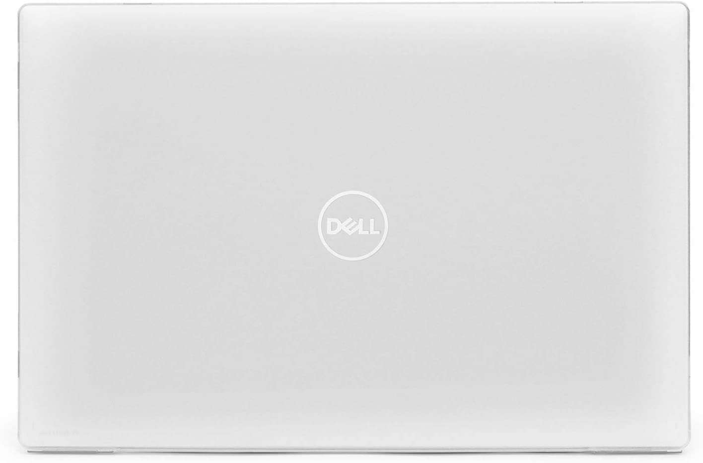 """mCover Hard Shell Case for 2020 13.4"""" Dell XPS 13 9300 (non-2in1) Models (Clear)"""