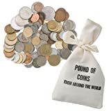 Around The World Pound of Coins Grab Bag, Outdoor Stuffs