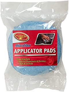 Detailer's Choice 9-28MC Microfiber Pad, 2 Pack