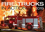 img - for Fire Trucks In Action 2019: 16-Month Calendar Includes September 2018 through December 2019 book / textbook / text book