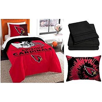 Northwest NFL Arizona Cardinals Bedding Set Twin