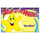 Trend Recognition Awards, 30-Pack, Star of the Week (T8107)