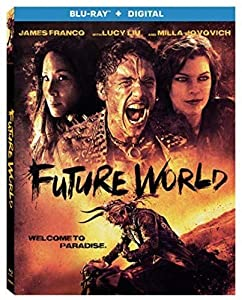 Cover Image for 'Future World [Blu-ray + Digital]'