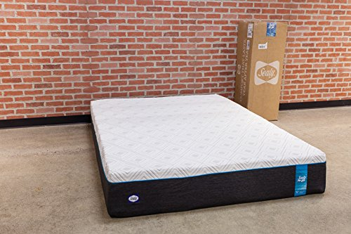 "Sealy 12"" Memory Foam Mattress- Sealy To Go"
