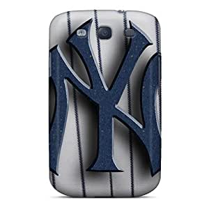 Bernardrmop Design High Quality Pinstripes Cover Case With Excellent Style For Galaxy S3