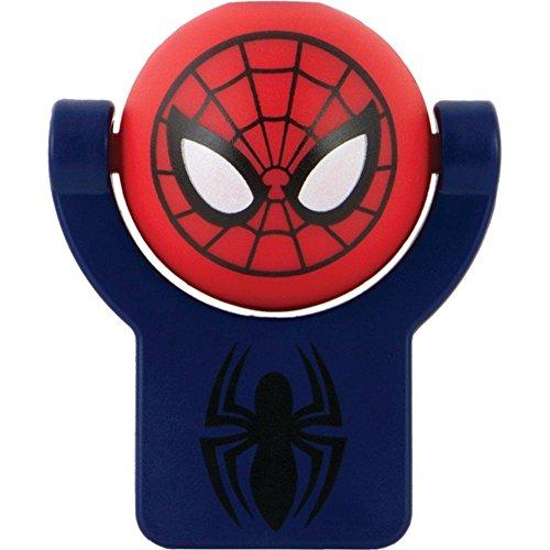 DISNEY MARVEL 13341 Marvel(R) Superhero Projectable Night-Light (Marvel(R) Spider-Man(R)) consumer electronics Electronics
