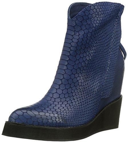 P1 Copenhagen, Stivali da neve Donna Blu (Blau (Blue Snake))