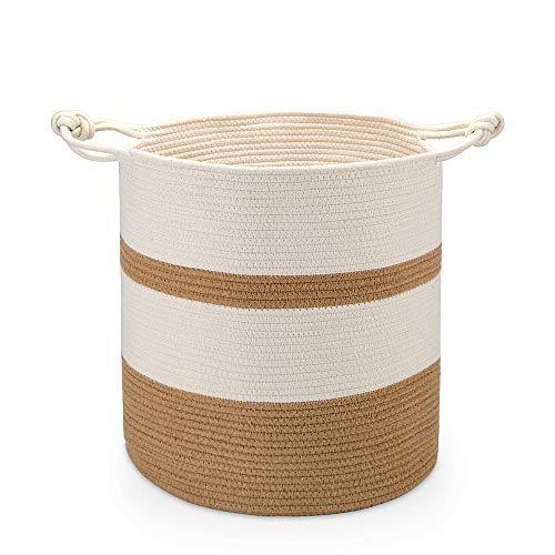 (YouJia Extra Large Cotton Rope Basket 18