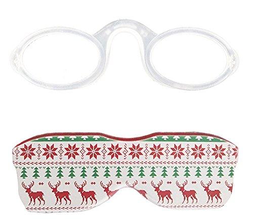 3e2398e74000 Flexsee Retro Lightweight Flexible Reading Glasses for your I-phone