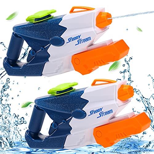 Zwei Wasserpistolen