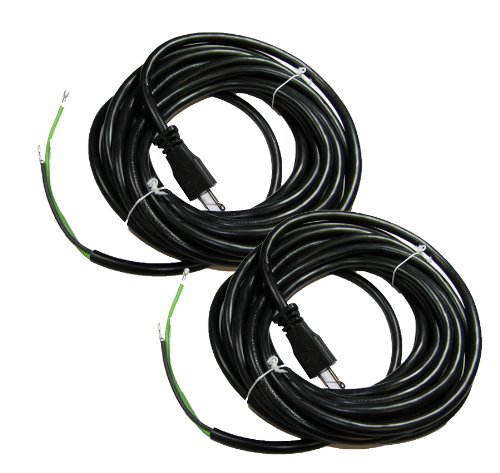 Porter Cable 7812 & 7814 Wet Dry Vacuum (2 Pack) Replacement Cord # 897857-2PK