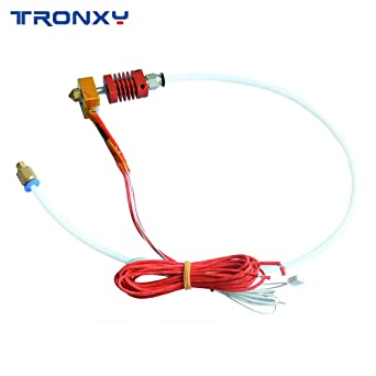TRONXY extrusor original montado MK8 Hotend Kit para ...