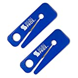 Seat Belt Cutter 2-Pack - Quick escape from your