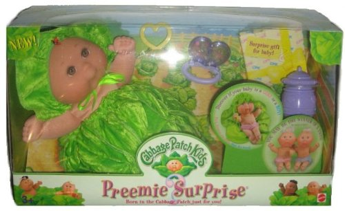 Cabbage Patch Kids Preemie Surprise, used for sale  Delivered anywhere in USA