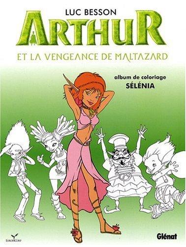 Arthur et la vengeance de Maltazard (French Edition)