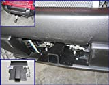 2005 Kawasaki Mule 4010 Front 2'' Receiver By EMP 10892