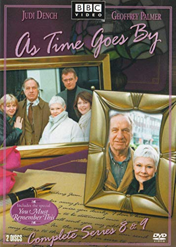 As Time Goes By - Complete Series 8 & 9 (As Time Goes By Tv Series Episodes)