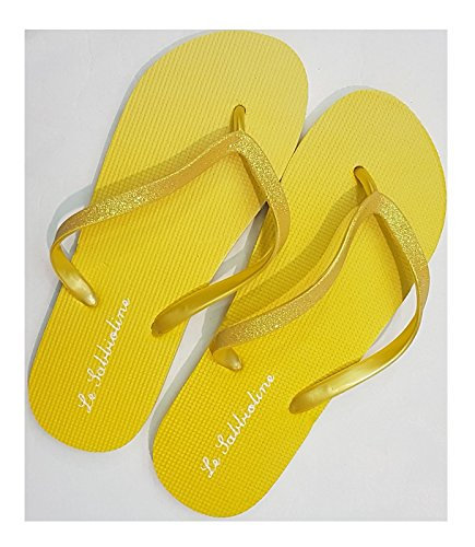 INFRADITO DONNA LE SABBIOLINE EMANUELA BIFFOLI MODELLO 3536 colorate (39, giallo)