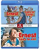 Ernest Goes to Camp / Ernest Goes to Jail (Double Feature) [Blu-ray]