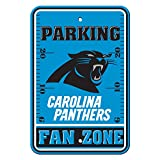 NFL Carolina Panthers Plastic Parking Sign