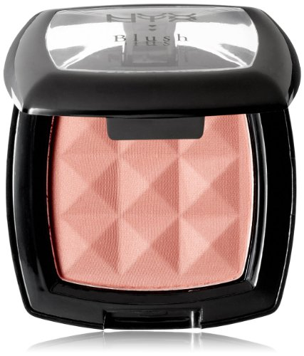 - NYX Professional Makeup Powder Blush, Dusty Rose, 0.14oz