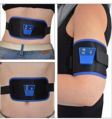 Veilige Vending Zweden ABGymnic AB Gymnic Elektronische Body Muscle Massager Arm Been Taille Abdominale Massage Afvallen…