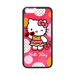 """JamesBagg Phone case Hello Kitty Pattern Protective Case For Apple Iphone 6,4.7"""" screen Cases Style 3"""
