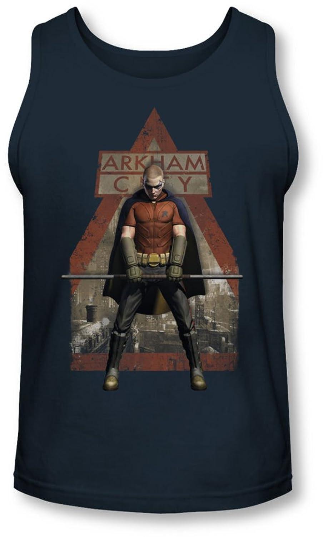 Arkham City - Mens Arkham Robin Tank-Top
