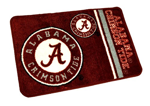Alabama Crimson Tide Bath Rug Crimson Tide Bath Rug