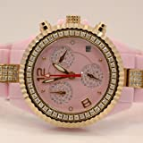 Aqua Master Ladies Ceramic Diamond Watch 3.00ctw W1154