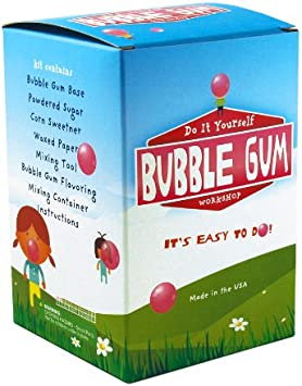 Bubble Gum COS in White
