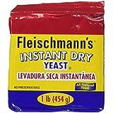 Fleischmann's Instant Dry Yeast - 16 oz. bag