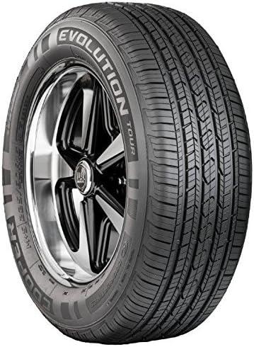 Cooper EVOLUTION TOUR Touring Radial Tire 225//60R18 100H