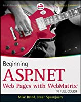 Beginning ASP.NET Web Pages with WebMatrix Front Cover