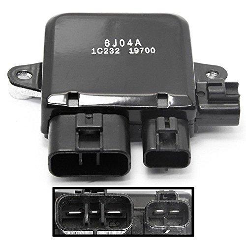 03 mazda mpv fan control module - 9