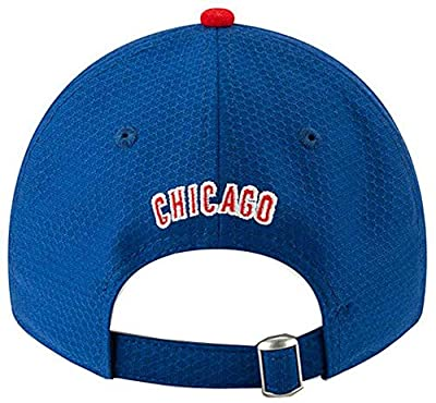 New Era 2019 MLB Chicago Cubs Baseball Cap Hat ALT Bat Practice 9Twenty Royal Blue