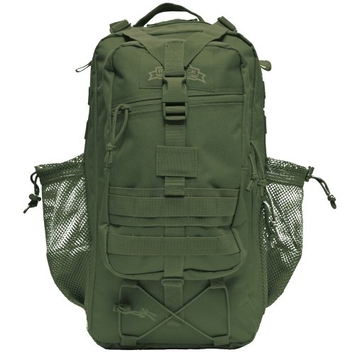 Red Rock Outdoor Gear Summit Backpack (Olive Drab), Outdoor Stuffs