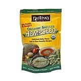 Nutiva Certified Organic Hempseed, Shelled, 8 Ounce